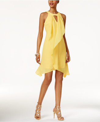 Thalia Sodi Draped Halter Dress, Only at Macy's $89.50 thestylecure.com