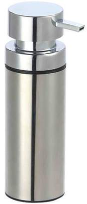 Home Basics Stainless Steel Soap Dispenser