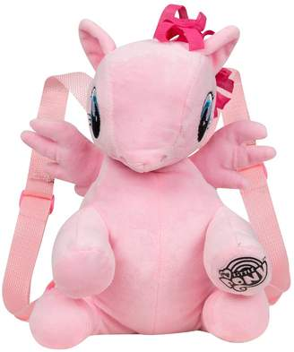 My Little Pony Pinkie Pie Character Plush Backpack