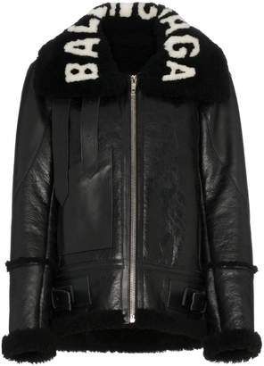 Balenciaga le bombardier jacket