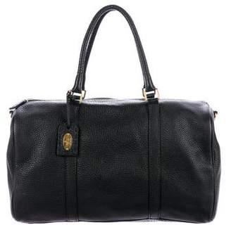 Fendi Leather Selleria Satchel