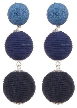 Joe Fresh Large Ball Drop Earrings