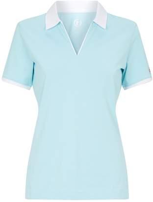 Bogner Contrast Trim Polo Shirt