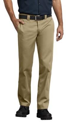 Dickies Men's Slim Fit Straight Leg Work Pants