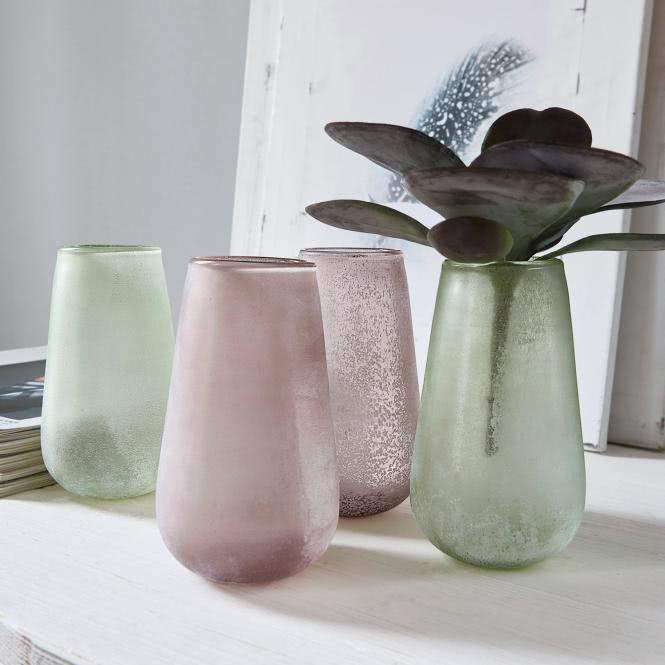 LOBERON Vase 4er Set Ribana
