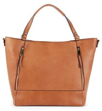 Sole Society Nera Faux Leather Tote