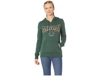 Champion College Miami Hurricanes Eco(r) University Fleece Hoodie