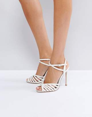 Asos Honeypie Bridal Heeled Sandals