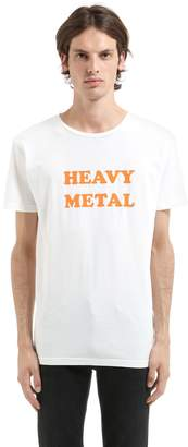 April 77 Ceremony Heavy Metal Jersey T-Shirt