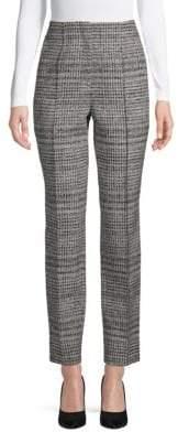 Jason Wu Printed Pleated Pants
