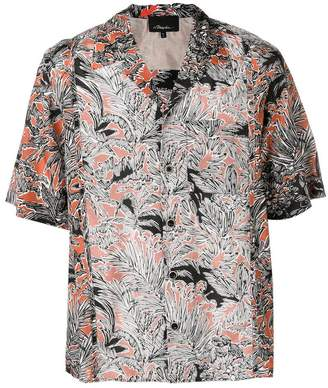 3.1 Phillip Lim palm trees print shirt