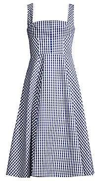 Shoshanna Women's Byancca Sleeveless Gingham Dress
