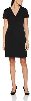 SET Women's Kleid Dress, (Black 9990)