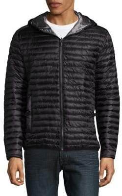 Karl Lagerfeld Reversible Puffer Jacket