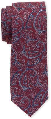 Ben Sherman Slim London Paisley Tie