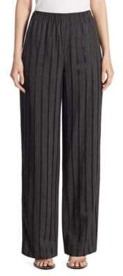 Alexander Wang Striped Pajama Trousers