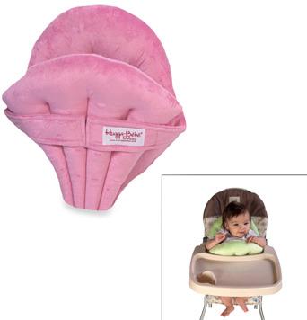 Bed Bath & Beyond Hugga-Bebe Cushioned Baby Support - Pink