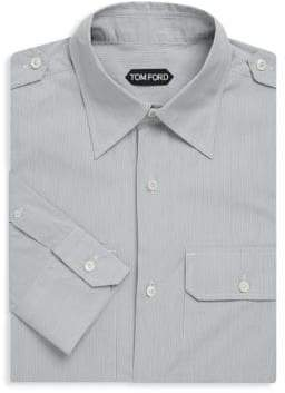 Tom Ford Classic Cotton Dress Shirt