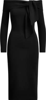 Ralph Lauren Garret Off-the-Shoulder Dress