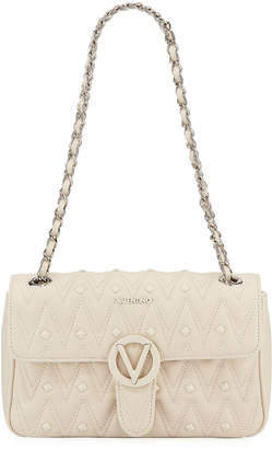 Mario Valentino Valentino By Antoinette Quilted Leather Bag