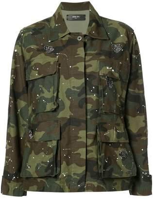 Amiri military jacket