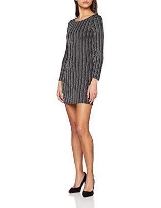 Yumi Women's Textured Bodycon Dress (Size:)