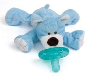 WubbaNub Baby's Plush Bear Pacifier