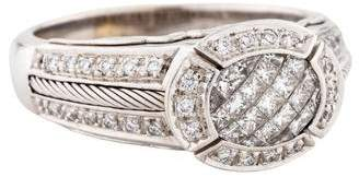 Charriol 18K Diamond Ring