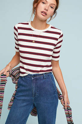 Velvet by Graham & Spencer Kay Striped Tee