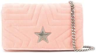 Stella McCartney star patch crossbody bag