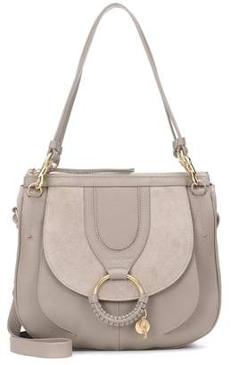 See by Chloe Hana Hobo large leather and suede tote