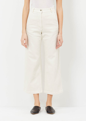 Rachel Comey dirty white bishop pant $345 thestylecure.com