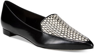 Nine West Abay Pointed-Toe Flats $79 thestylecure.com