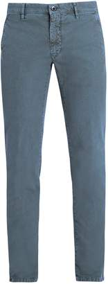 Incotex Slim-leg cotton-blend twill trousers
