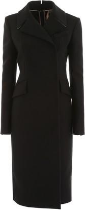 N°21 N.21 Coat With Back Zip