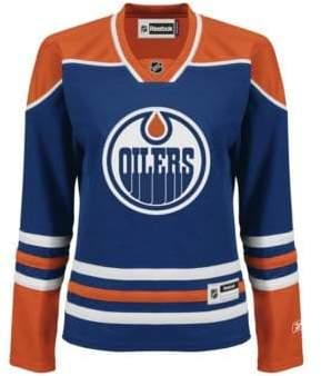 Reebok Edmonton Oilers NHL Premier Home Jersey