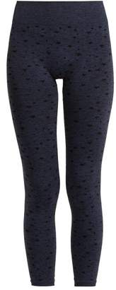 Pepper & Mayne - Celeste Performance Leggings - Womens - Black Grey