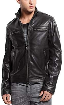 Rogue Men's Classic Leather Jacket