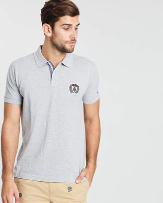 Tommy Hilfiger WCC Solid Badge Regular Polo Shirt