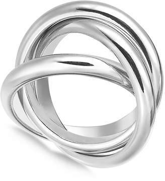 Alfani Silver-Tone 3-Pc. Set Stackable Rings