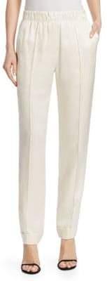 Helmut Lang Stretch Silk Pants