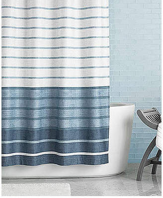 """Hotel Collection Colonnade 72"""" x 72"""" Shower Curtain Bedding"""