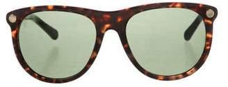 Louis Vuitton Vertigo Tortoiseshell Sunglasses