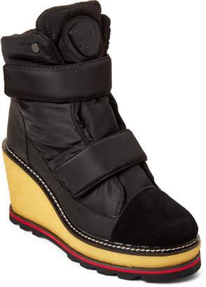 Pajar Canada Black Theona Wedge Boots