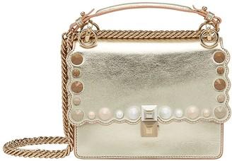 Fendi Kan I scalloped handbag