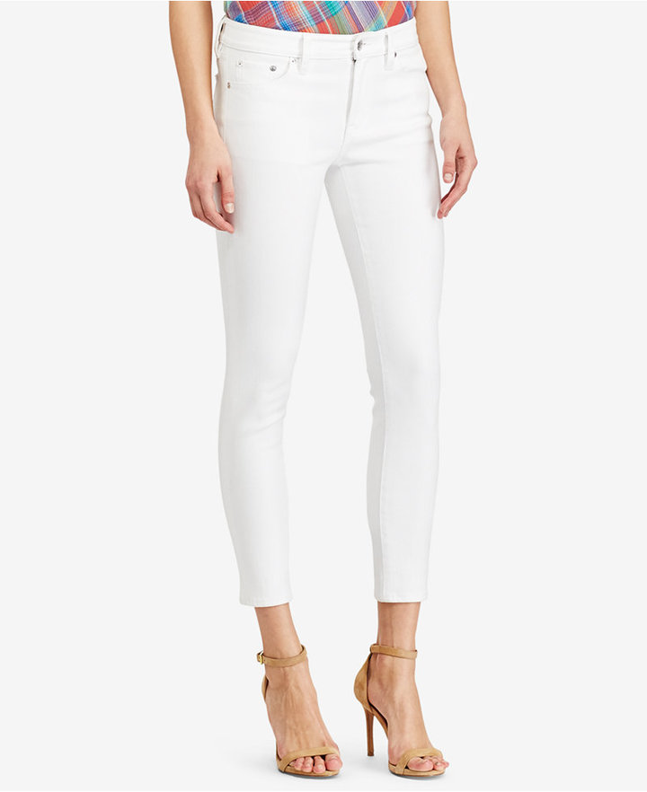 Lauren Ralph LaurenLauren Ralph Lauren Petite Ankle Jeans
