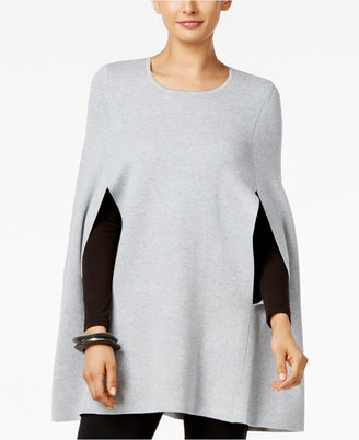 Alfani PRIMA Milano Sweater Cape, Only at Macy's $89.50 thestylecure.com
