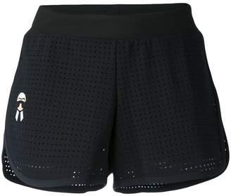 Fendi track shorts