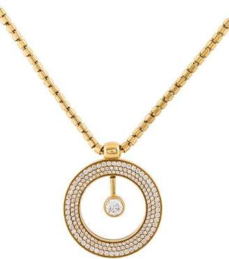 Roberto Coin 18K Cento Pendant Necklace