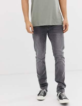 Tom Tailor slim fit jeans in grey wash